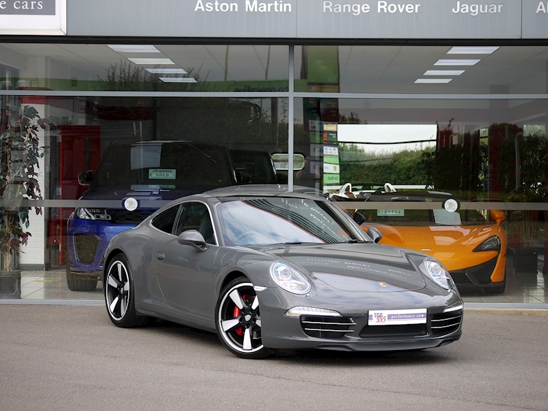 Porsche 911 50th Anniversary 3.8 Coupe PDK - Large 39