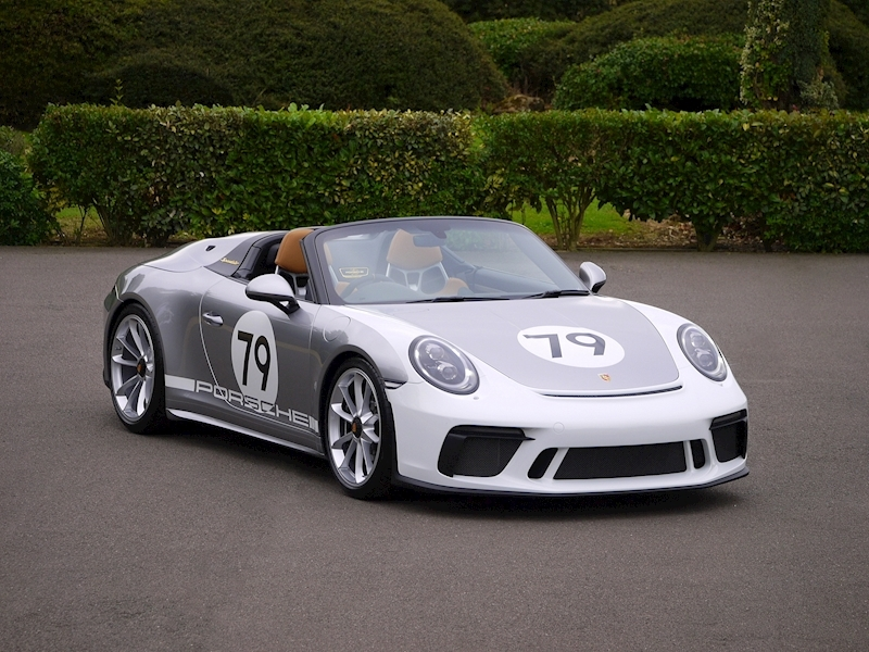 Porsche 911 4.0 Speedster - Heritage Design Pack - No 683 /1948 - Large 1