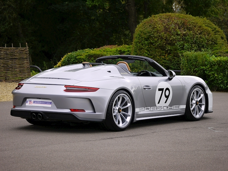 Porsche 911 4.0 Speedster - Heritage Design Pack - No 683 /1948 - Large 25