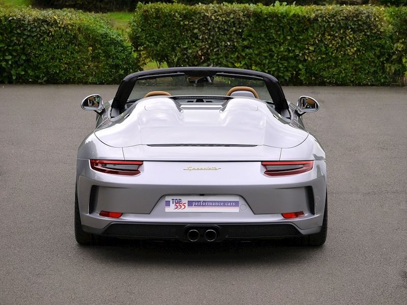 Porsche 911 4.0 Speedster - Heritage Design Pack - No 683 /1948 - Large 26