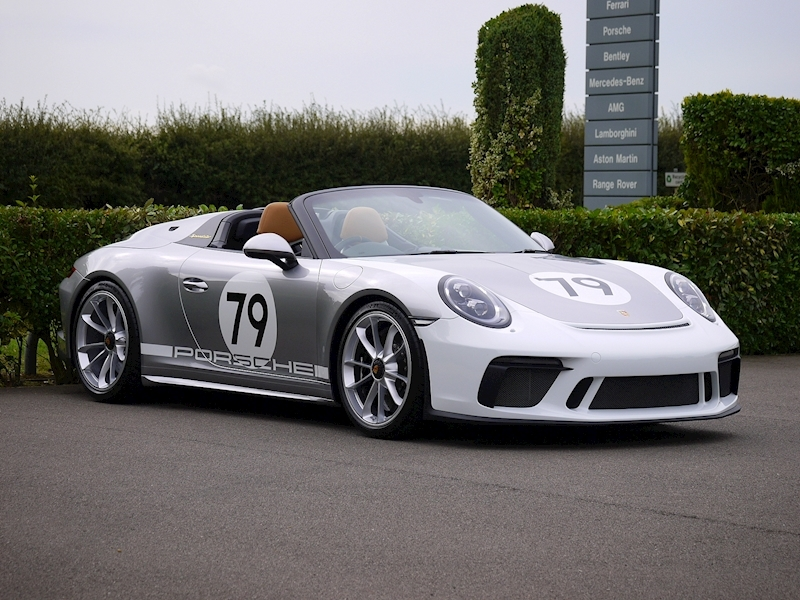 Porsche 911 4.0 Speedster - Heritage Design Pack - No 683 /1948 - Large 28