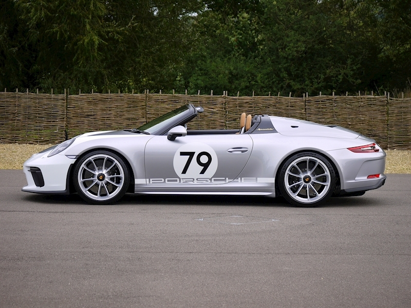 Porsche 911 4.0 Speedster - Heritage Design Pack - No 683 /1948 - Large 31