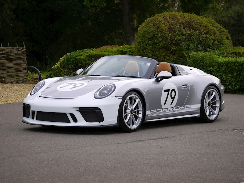 Porsche 911 4.0 Speedster - Heritage Design Pack - No 683 /1948 - Large 32