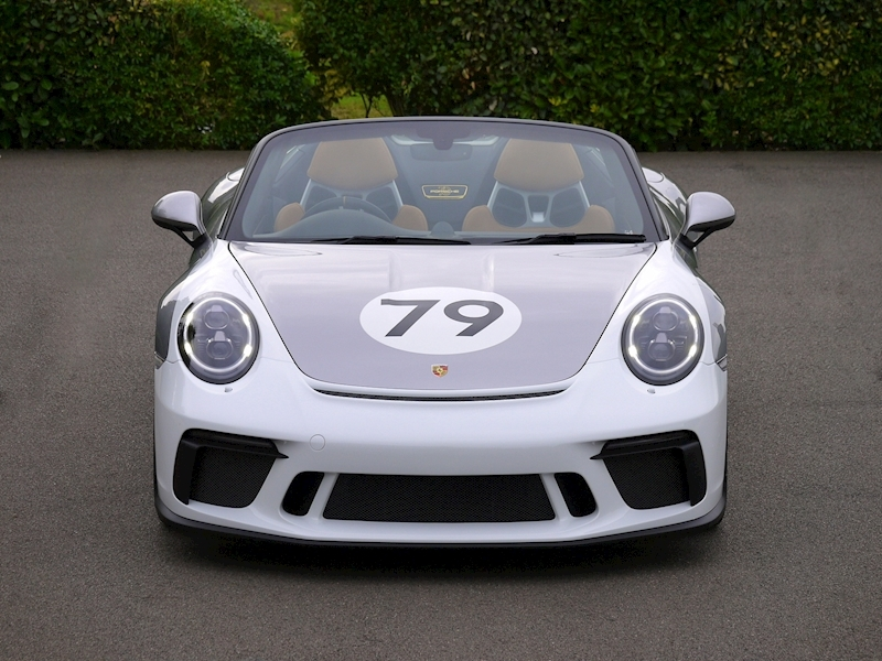 Porsche 911 4.0 Speedster - Heritage Design Pack - No 683 /1948 - Large 33