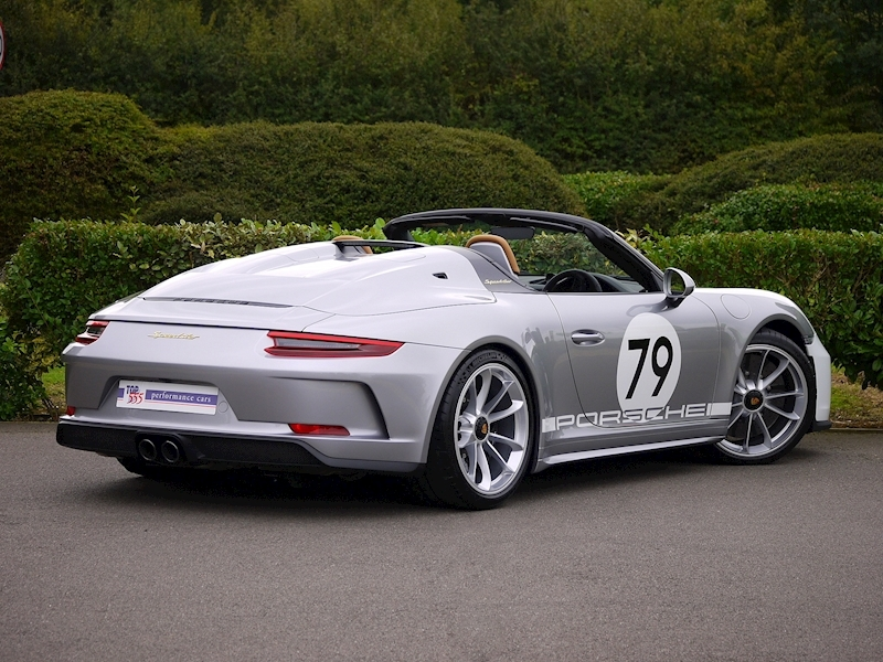 Porsche 911 4.0 Speedster - Heritage Design Pack - No 683 /1948 - Large 35