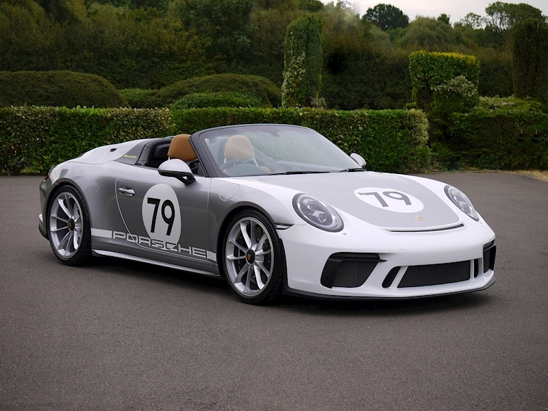 Porsche 911 4.0 Speedster - Heritage Design Pack - No 683 /1948 - Large 47