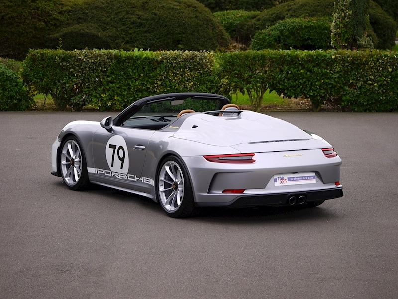 Porsche 911 4.0 Speedster - Heritage Design Pack - No 683 /1948 - Large 0