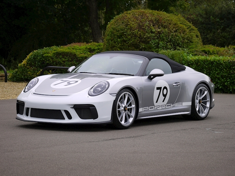 Porsche 911 4.0 Speedster - Heritage Design Pack - No 683 /1948 - Large 53