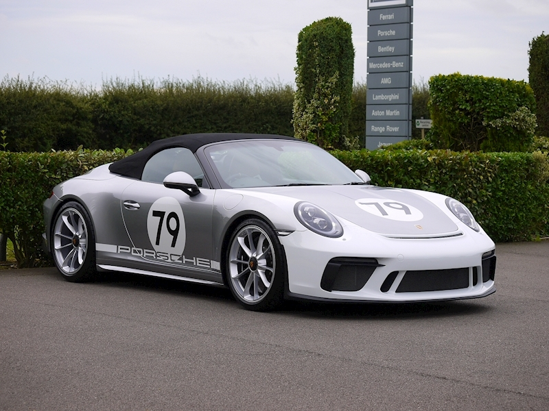 Porsche 911 4.0 Speedster - Heritage Design Pack - No 683 /1948 - Large 55