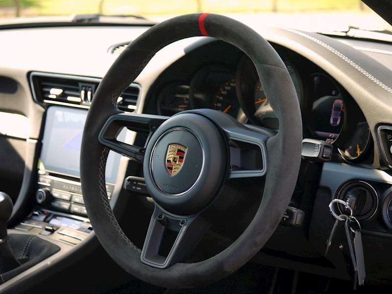 Porsche 911 (991.2) GT3 Clubsport 4.0 Manual - Large 3
