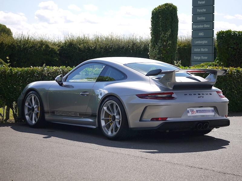 Porsche 911 (991.2) GT3 Clubsport 4.0 Manual - Large 16