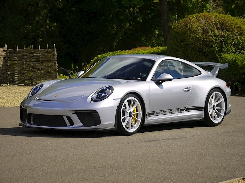 Porsche 911 (991.2) GT3 Clubsport 4.0 Manual - Large 29