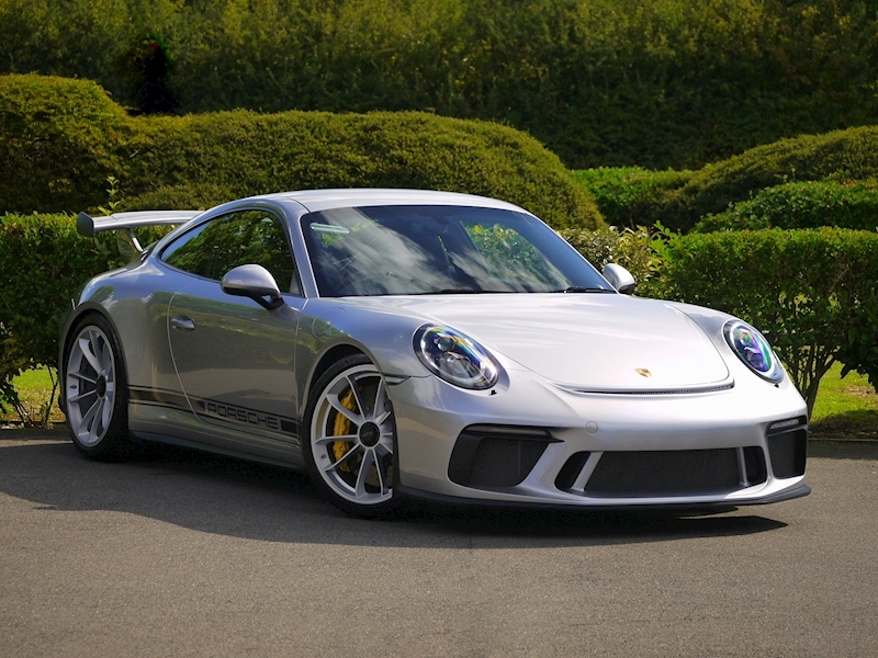Porsche 911 (991.2) GT3 Clubsport 4.0 Manual - Large 31