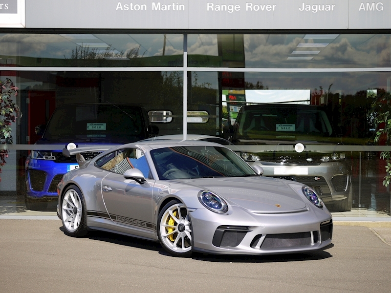 Porsche 911 (991.2) GT3 Clubsport 4.0 Manual - Large 42