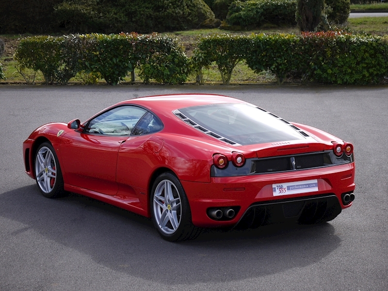 Ferrari F430 Coupe F1 - Large 0