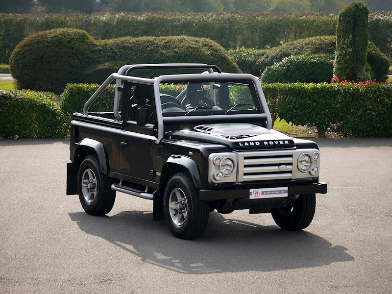 Land Rover Defender 90 SVX Soft Top - 60th Anniversary Edition - Large 0