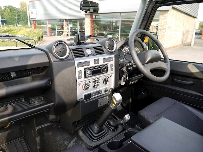 Land Rover Defender 90 SVX Soft Top - 60th Anniversary Edition - Large 8