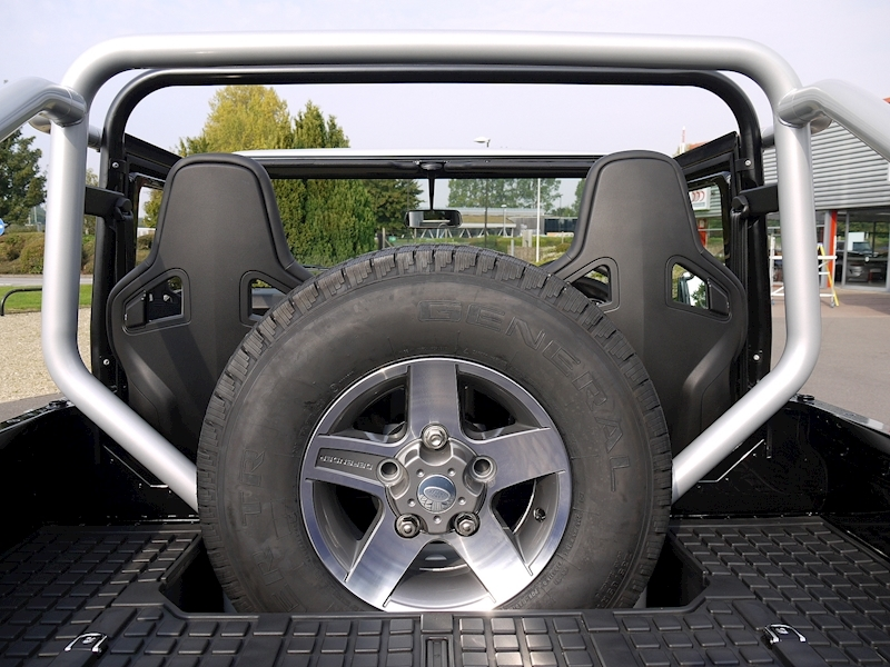 Land Rover Defender 90 SVX Soft Top - 60th Anniversary Edition - Large 9