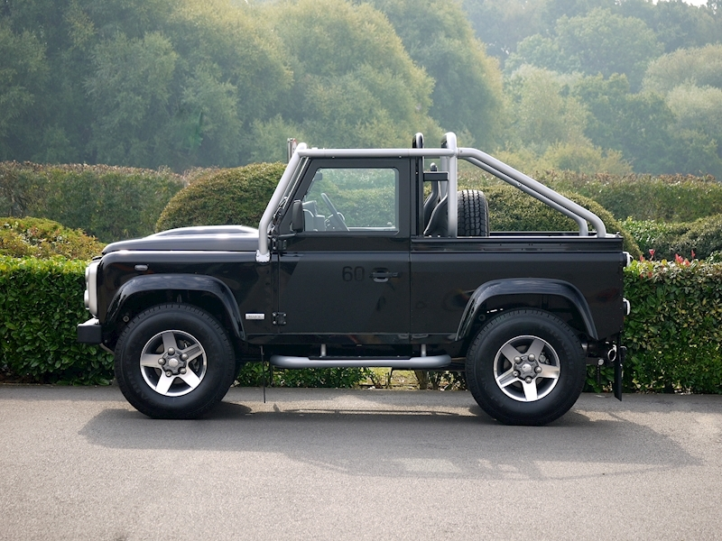 Land Rover Defender 90 SVX Soft Top - 60th Anniversary Edition - Large 5