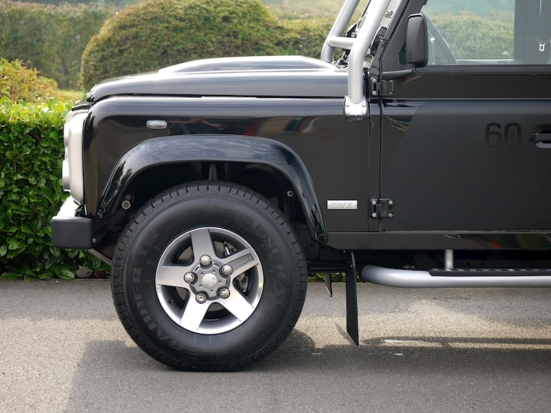 Land Rover Defender 90 SVX Soft Top - 60th Anniversary Edition - Large 6