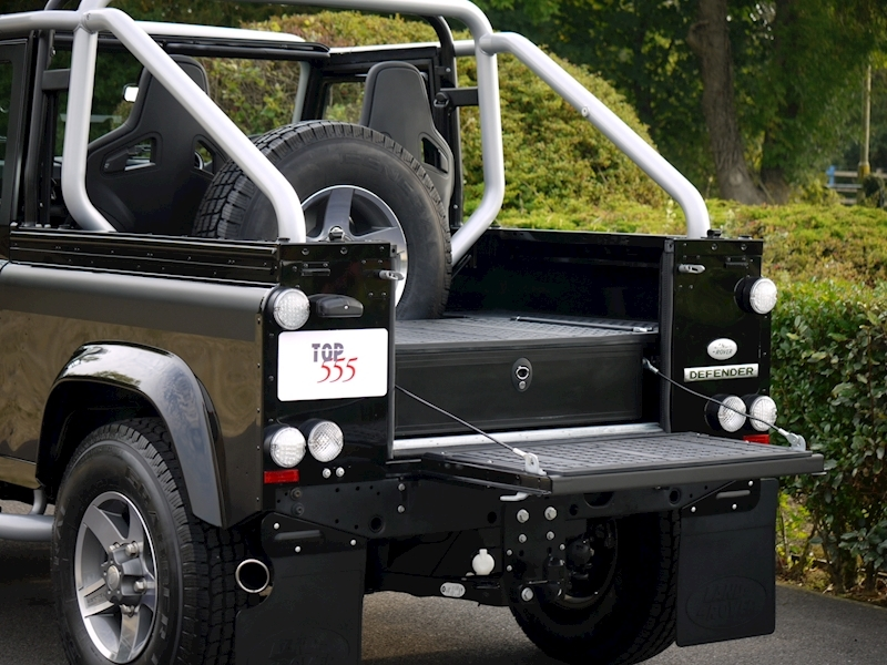 Land Rover Defender 90 SVX Soft Top - 60th Anniversary Edition - Large 10