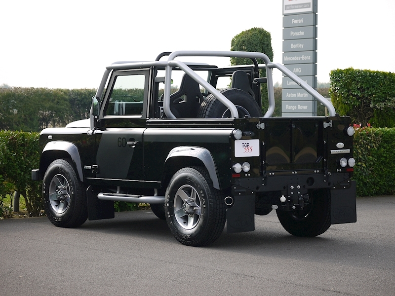 Land Rover Defender 90 SVX Soft Top - 60th Anniversary Edition - Large 12