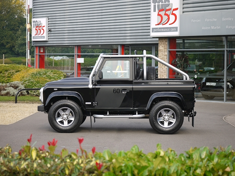Land Rover Defender 90 SVX Soft Top - 60th Anniversary Edition - Large 14
