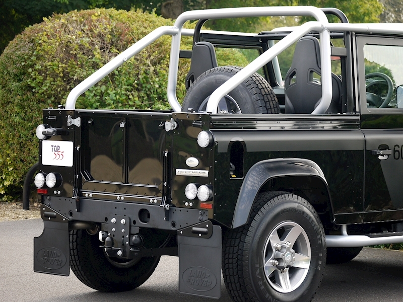 Land Rover Defender 90 SVX Soft Top - 60th Anniversary Edition - Large 17