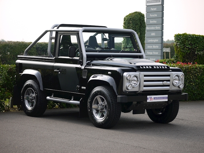 Land Rover Defender 90 SVX Soft Top - 60th Anniversary Edition - Large 18