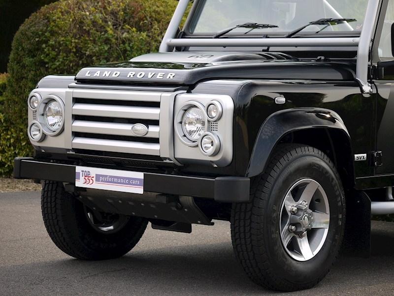 Land Rover Defender 90 SVX Soft Top - 60th Anniversary Edition - Large 19