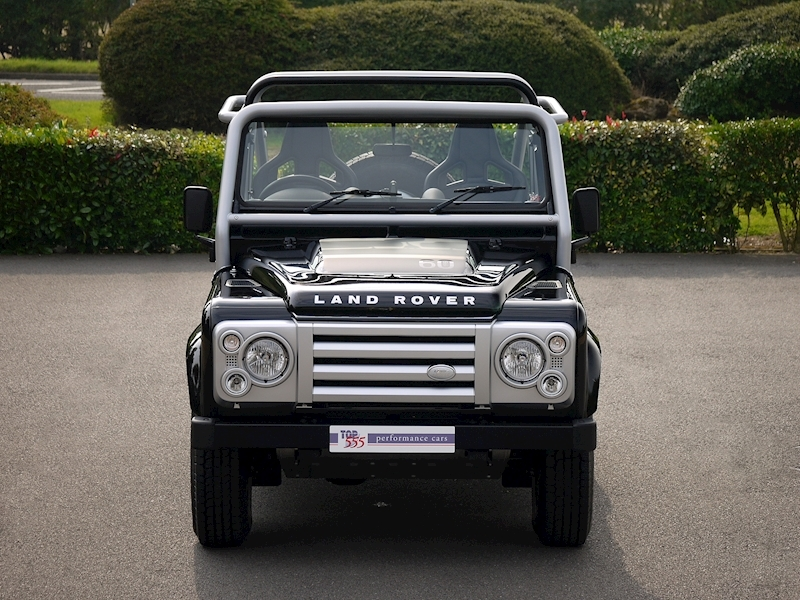 Land Rover Defender 90 SVX Soft Top - 60th Anniversary Edition - Large 20