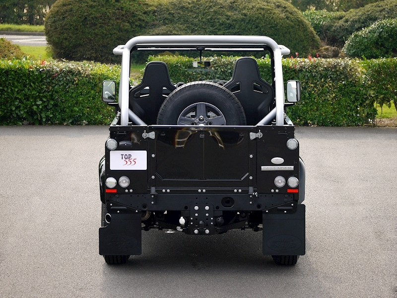 Land Rover Defender 90 SVX Soft Top - 60th Anniversary Edition - Large 21