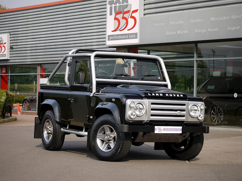 Land Rover Defender 90 SVX Soft Top - 60th Anniversary Edition - Large 31