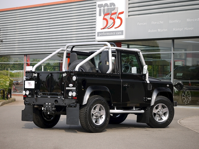 Land Rover Defender 90 SVX Soft Top - 60th Anniversary Edition - Large 32