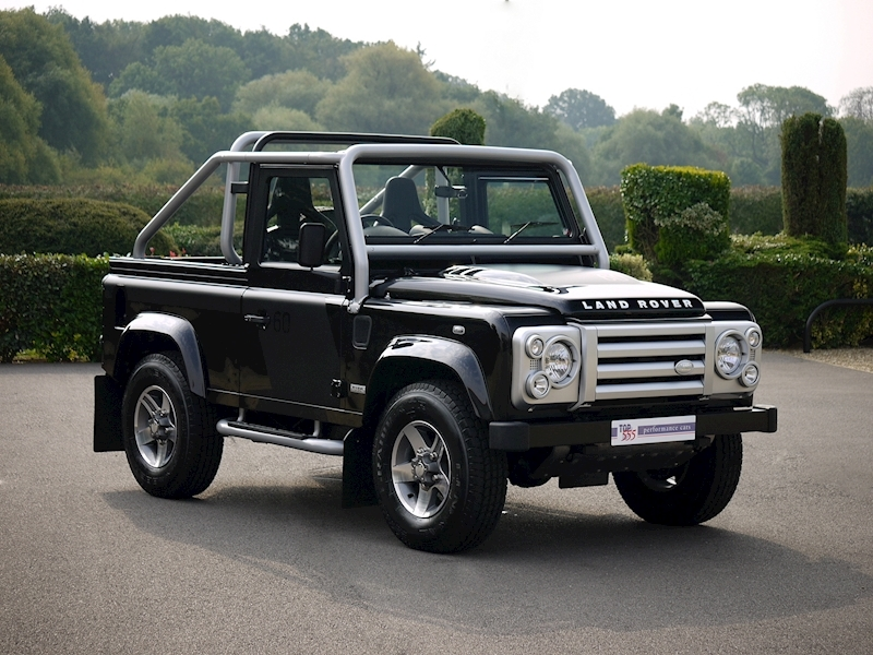 Land Rover Defender 90 SVX Soft Top - 60th Anniversary Edition - Large 40