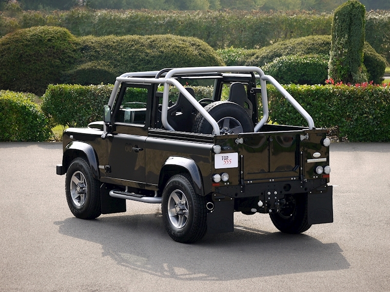 Land Rover Defender 90 SVX Soft Top - 60th Anniversary Edition - Large 41