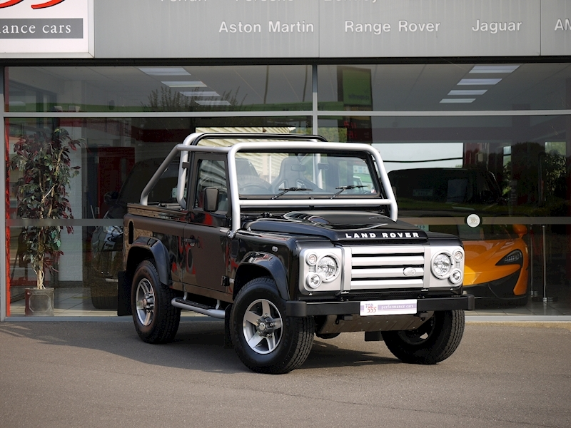 Land Rover Defender 90 SVX Soft Top - 60th Anniversary Edition - Large 42