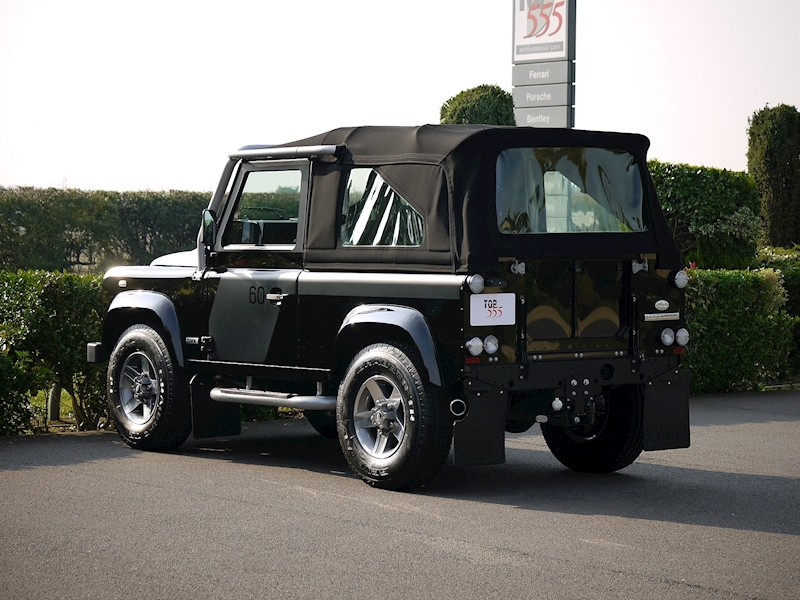 Land Rover Defender 90 SVX Soft Top - 60th Anniversary Edition - Large 25