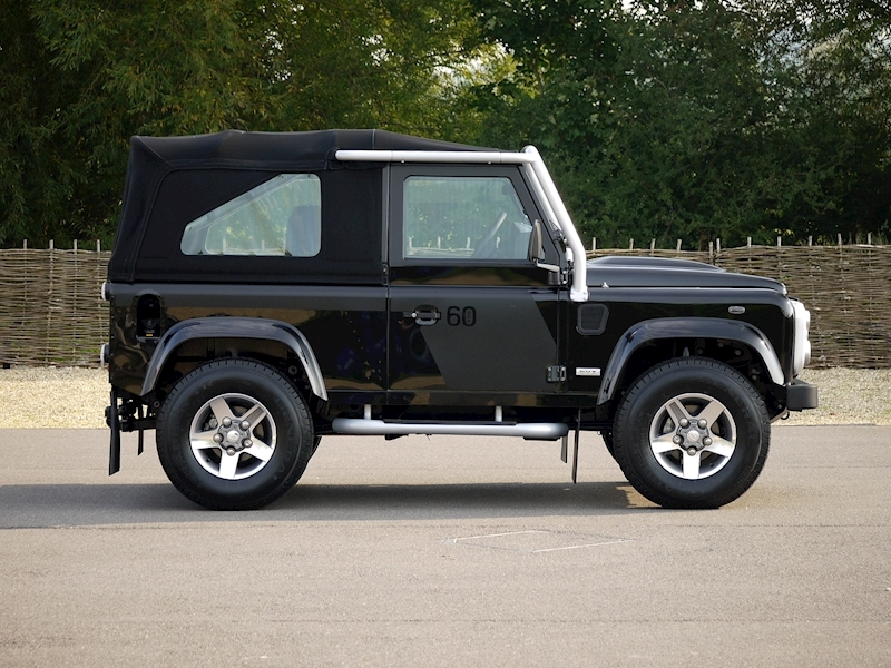 Land Rover Defender 90 SVX Soft Top - 60th Anniversary Edition - Large 26