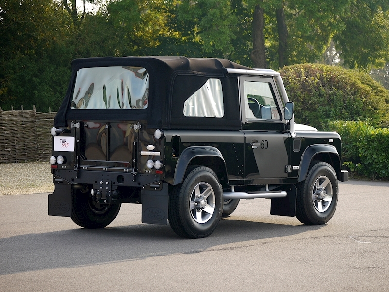 Land Rover Defender 90 SVX Soft Top - 60th Anniversary Edition - Large 27