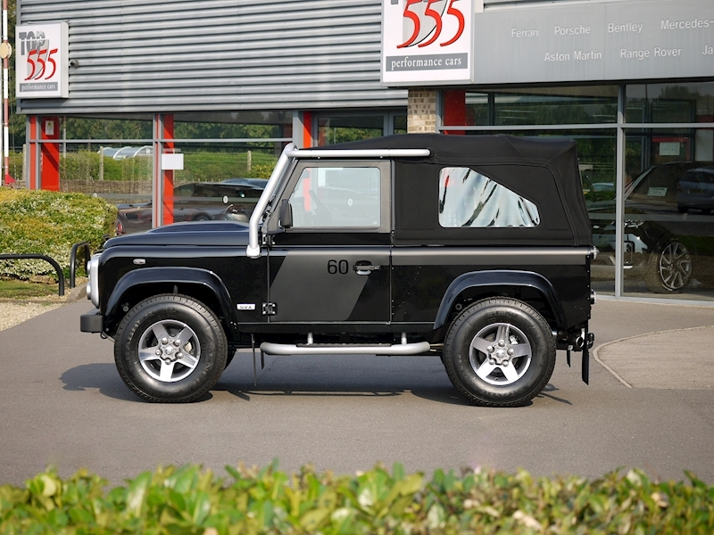 Land Rover Defender 90 SVX Soft Top - 60th Anniversary Edition - Large 29