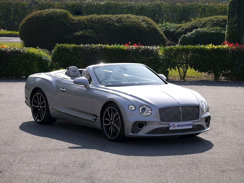 Bentley Continental GTC Mulliner W12 - Large 1