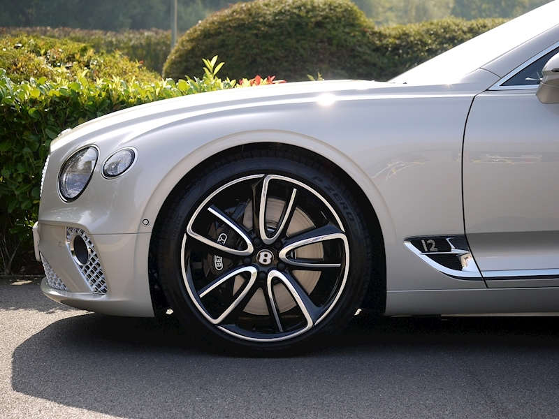 Bentley Continental GTC Mulliner W12 - Large 16