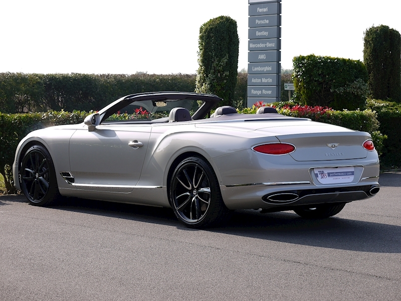 Bentley Continental GTC Mulliner W12 - Large 18