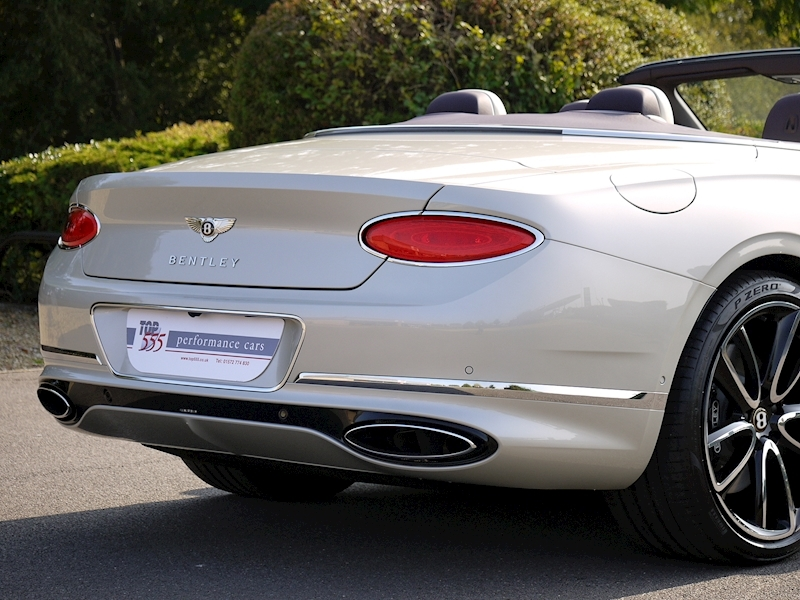 Bentley Continental GTC Mulliner W12 - Large 20