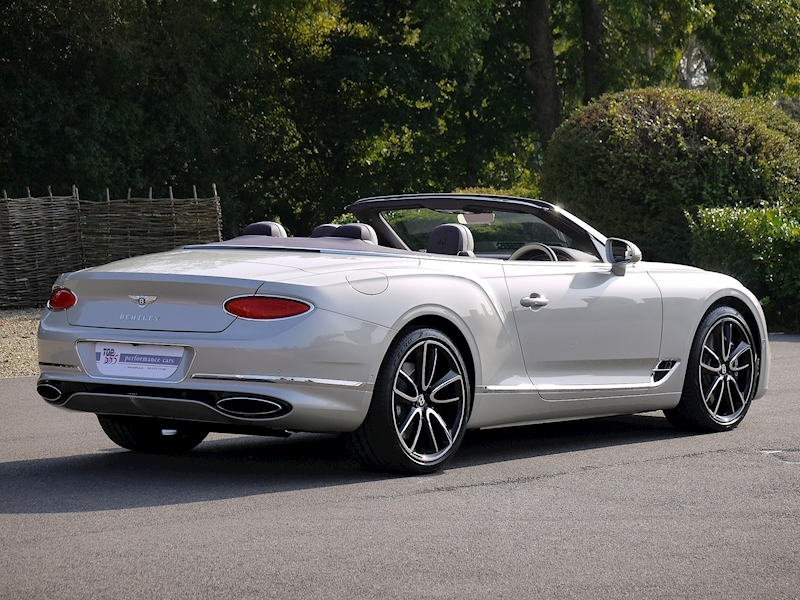 Bentley Continental GTC Mulliner W12 - Large 24