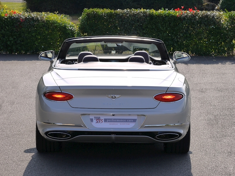 Bentley Continental GTC Mulliner W12 - Large 25
