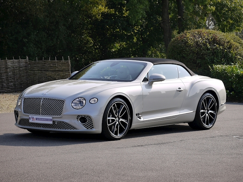Bentley Continental GTC Mulliner W12 - Large 32