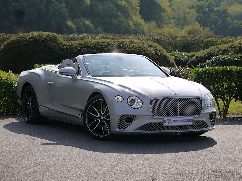 Bentley Continental GTC Mulliner W12 - Large 35