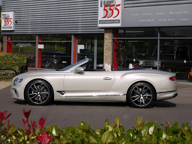 Bentley Continental GTC Mulliner W12 - Large 6